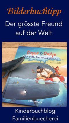 Ein wundervolles Buch über Freundschaft und Vertrauen, das detailreich und mit viel Witz gestaltet wurde und zum Entdecken einlädt. Auf dem Kinderbuchblog Familienbuecherei stelle ich dir das Bilderbuch näher vor.