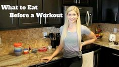 Lauren Gleisberg | Happiness, Health, & Fitness: WHAT SHOULD I EAT BEFORE A WORKOUT? 2 PRE-WORKOUT MEAL IDEAS