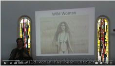 https://www.youtube.com/watch?v=M8sSLPceUIQ&t=1s The messages of wild woman  by artist Gaia Orion #wildwoman #archetype #visionaryart #integralart #primal