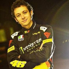 Valentino Rossi...