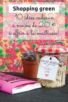 10 idées cadeaux à m