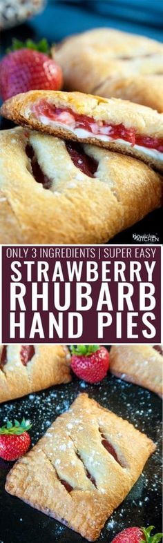 Strawberry Rhubarb H