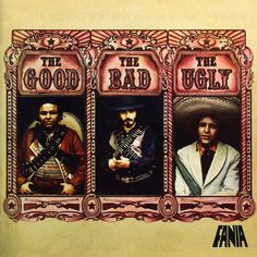 Willie Colon The Good The Bad The Ugly with Hector Lavoe Vinyl LP Fania Records 1975 Latin Jazz by vintagebaron on Etsy Cd Cover Art, Lp Cover, Willie Colon, Musica Salsa, Salsa Music, Afro Cuban, Life Of Crime, Latin Music, Music Albums