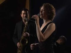 Example of Jazz Band with Vocals #weddingband #jazzband || Voice, Saxophone, Piano, Guitar, Drums and Double Bass || Female Jazz Vocalists: New York for Events and Weddings