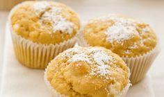 Una ricetta facile e veloce per preparare gli irresistibili muffin al cioccolato bianco
