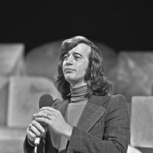 Robin Hugh Gibb, CBE (22 December 1949– 20 May 2012) was a British singer and songwriter. He is best known as a member of the Bee Gees, co-founded with his twin brother Maurice and older brother Barry. He had another younger brother, Andy Gibb, who was also a very popular solo singer.