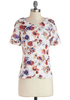 In-person Interview Top, #ModCloth Just purchased can't wait to get it!
