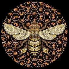 blessed bee community...