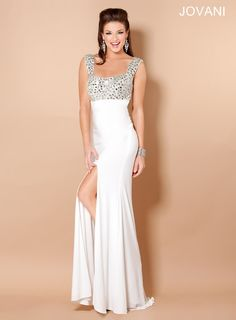 Jovani 1581 If only this came in lime green!!