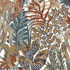 Blossom Borromee Wallpaper 74320426 or 7432 04 26 By Casamance