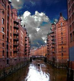 Speicherstadt Hamburg#cityscape #vert #upload