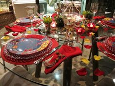 "Blog da Andrea Rudge: MESA "" ARABIAN INSPIRED """