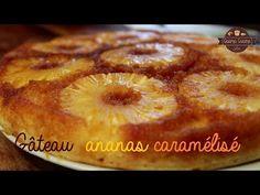 le meilleur gateau renversé à l'ananas, réussi à 100 % , sucré à point - YouTube