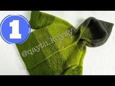 ABRIGO unisex para niñ@ #tejido en dos agujas talla 6 - video 1 - YouTube Baby Knitting Patterns, Knitting For Kids, Crochet Handles, Knit Crochet, Baby Kids, Unisex, Winter Hats, Pullover, Boys