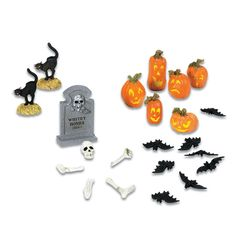 The Jolly Christmas Shop - Department 56 Halloween Village Yard Decorations Accessories 56.53130, $20.00 (http://www.thejollychristmasshop.com/department-56-halloween-village-yard-decorations-accessories-56-53130/)