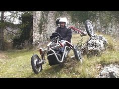 Swincar – Groundbreaking Pendular Electric Offroad Car [Video] - Forget pretty much all other terrain vehicles, the Swincar Spider is a new groundbreaking electric vehicle that can traverse anything!
