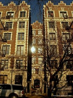 townhouses in harlem.