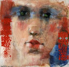 Portrait Illustrations by Derek Jones, an Artist From The Uk– Pics) Abstract Portrait, Portrait Art, Face Art, Art Faces, Portrait Illustration, Fashion Art, Illustrators, Deviantart, Drawings