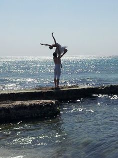 The sea, sun and ballet