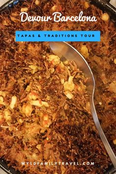 Barcelona food tours, walking food tours Barcelona, Devour Barcelona, tapas tour Barcelona are all great things to do