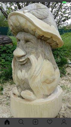Chainsaw Wood Carving, Dremel Wood Carving, Wood Carving Art, Angel Sculpture, Wood Sculpture, Abstract Sculpture, Bronze Sculpture, Concrete Crafts, Wood Crafts