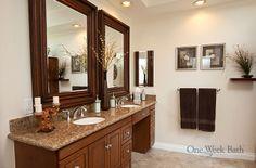 Bathroom Design Gallery : Bathroom Remodeling Photos : Bath 53