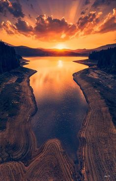 Sebes river , Romania
