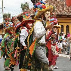 El Guegense, Nicaragua culture http://spanishgranada.com
