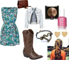 """""""Country Outfit"""" by sarahblaz on Polyvore"""