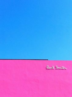 Paul Smith store on Melrose, LA