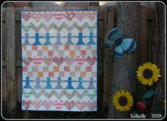 My Day to Put a Little Love in Your Quilt! Just A Little, Small Quilts, Baby Items, Scrap, Love, Blanket, Day, Fabric, Amor