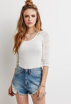 Forever 21 is the authority on fashion & the go-to retailer for the latest trends, styles & the hottest deals. Shop dresses, tops, tees, leggings & more! Bridget Satterlee, Outfits For Teens, Summer Outfits, Cute Outfits, Cut Out Top, Fashion Outfits, Womens Fashion, Emo Fashion, Beautiful Models