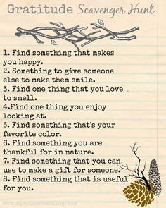 Ways to Teach Gratitude to Children gratitude scavenger hunt, great for promoting a growth mindset.gratitude scavenger hunt, great for promoting a growth mindset. Positive Tattoo, Affirmations, Motivation Positive, Foto Fun, Thinking Day, Instagram Bio, Activity Days, Family Activities, Therapy Activities