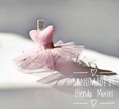 Handmade Ballerina Tutu Bag Jewelry made in South Africa Ballerina Tutu, Handmade Baby, Handicraft, South Africa, Create Yourself, Etsy Seller, Jewelry Making, Creative, How To Make