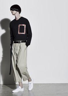 Dohn Hahn Spring Summer 2016 Primavera Verano #Menswear #Trends #Tendencias #Moda Hombre - F.Y!
