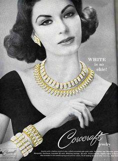 COROCRAFT  Vogue 1958