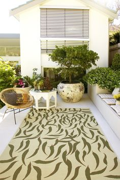 Ground Cover Outdoor Rug Collection