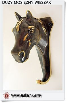 hanger - Polish horse figurine Crafts