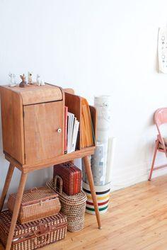 Home Interior Inspiration .Home Interior Inspiration Vintage Furniture, Furniture Decor, Furniture Design, Vintage Decor, Modern Furniture, Vintage Nightstand, Vintage Sideboard, Furniture Logo, Street Furniture