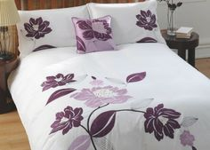MARIA Purple Duvet Cover Set