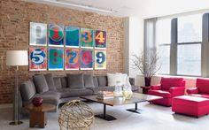 Dale a tu casa un aire neoyorquino con estos prácticos consejos
