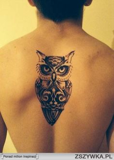 sowa tatuaz - Szukaj w Google
