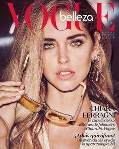 Makeup by Deanna Hagan Vogue Mexico October 2016