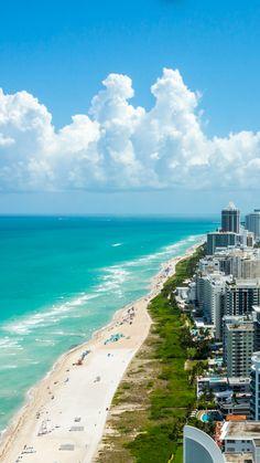 Miami Florida, Miami Beach, Clean Beach, Marine Conservation, Magic City, Top Destinations, Most Beautiful Beaches, Underwater World, Ocean Art