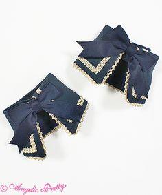 Angelic Pretty - Astro Academy Cuffs