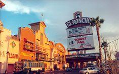 El Rancho, Las Vegas, Photo by Frederic Las Vegas City, Las Vegas Nevada, James Bond Party, Casino Movie, Vegas Party, Postnatal Workout, Happy Puppy, Wellness Programs, Sin City