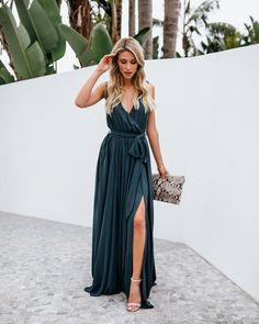 568dd3b0ceb Diana Sleeveless Maxi Dress - Slate