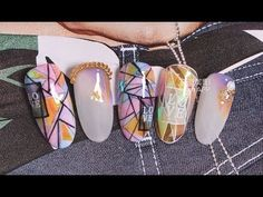 2018 New Nail Art, the Best Top Nail Designs&Ideas! Manicure And Pedicure, Gel Nails, Fantasy Tattoos, Nail Art Videos, Learn Art, New Nail Art, Top Nail, Press On Nails, Finger