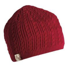 Turtle Fur - Cable, Merino Wool, Micro Fleece Lined, Knit Hat, Cranberry by TurtleFur. $31.99. Our Merino wool hat is knit with a dynamic jacquard pattern from premium grade Merino wool giving you the most warmth possible in a lightweight, itch free hat.