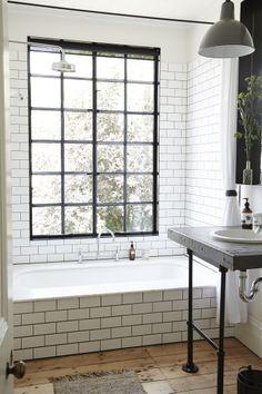 window and tiles